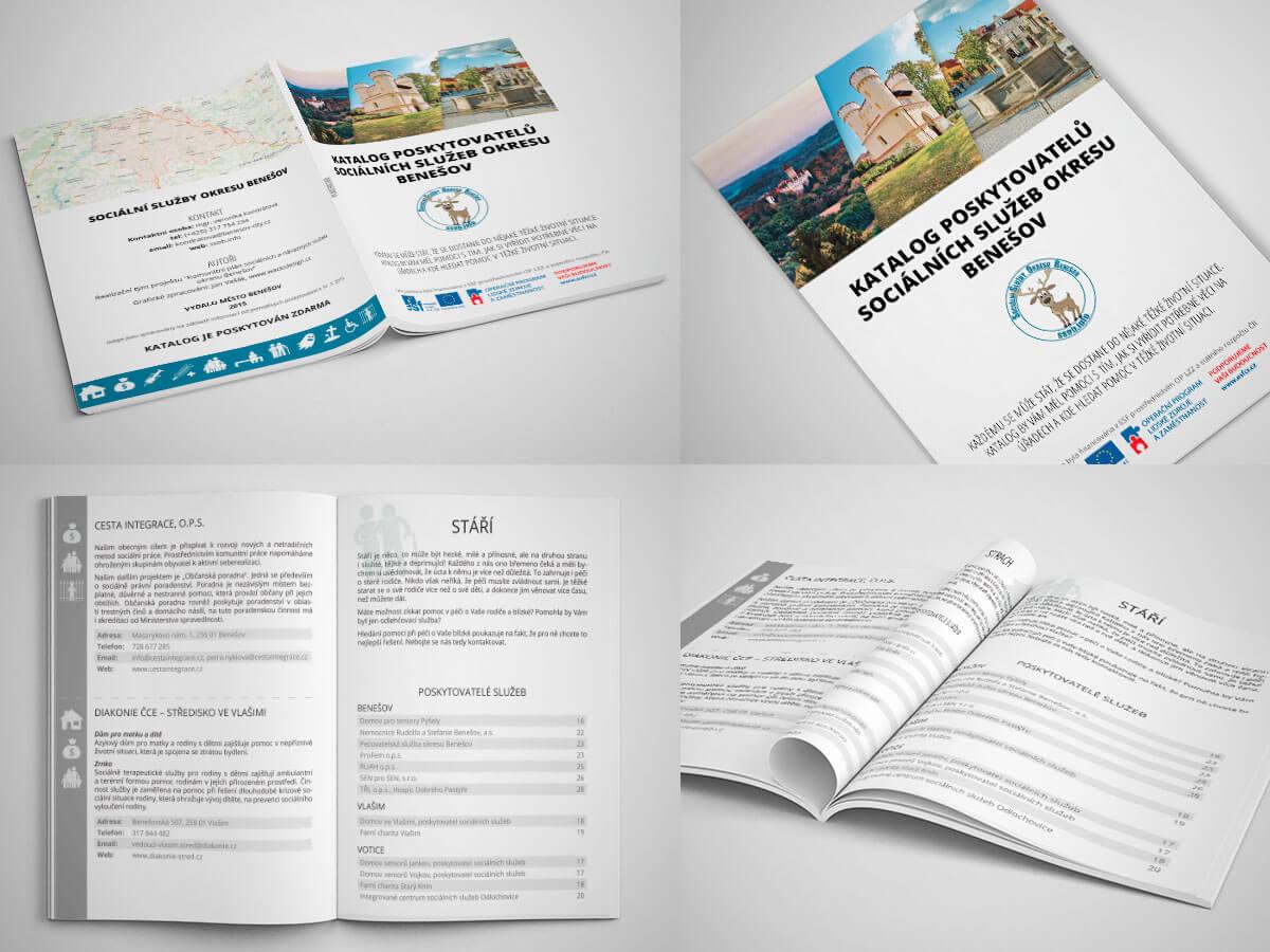 Katalog poskytovatelů služeb - Benešov
