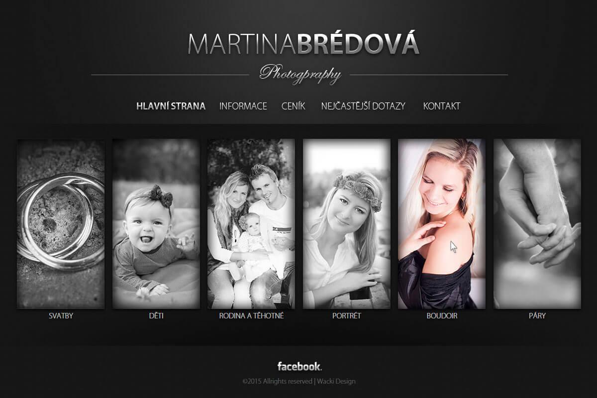 Martina Brédová Photography