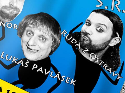 Vojtěch Pohorský - plakát Komici s. r. o.